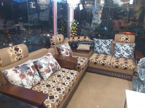 Stylish Sofa Set  with Nice Pillow