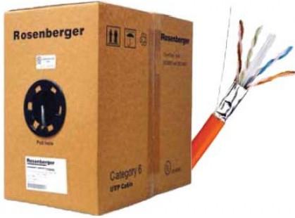 Rosenberger Original CAT6 UTP 305M Ethernet Cable