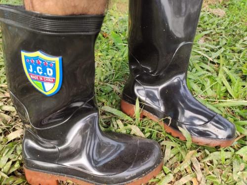Acid / Chemical Resistant Gum Boot