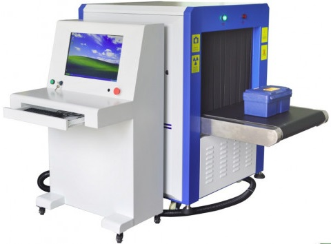 MCD 6550A X-ray Luggage Inspection Scanner