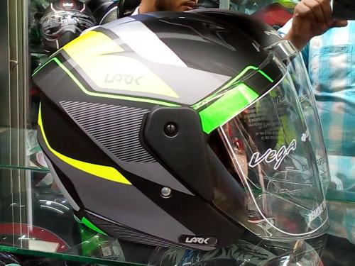 Vega Lark Graphics Helmet