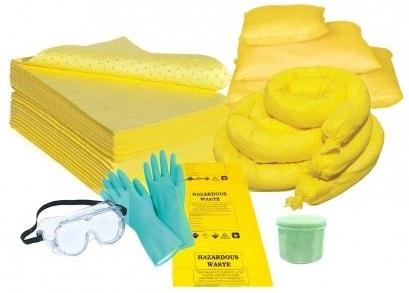 Suja 75 Liter Chemical Spill Response Kit
