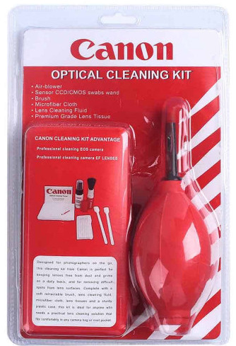 Canon Optical Lens Cleaning Kit