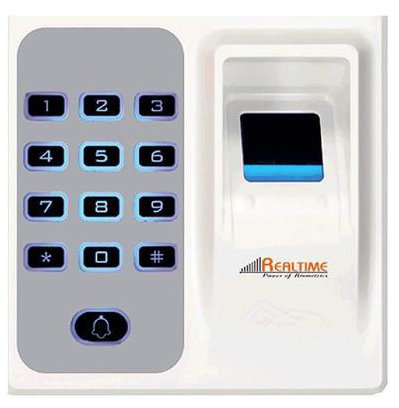 Realtime TD1D Fingerprint Access Controller