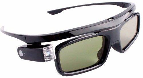 JmGO HGL1 DLP-Link Rechargeable Active 3D Glass