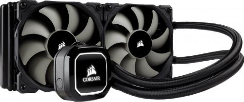 Corsair  H100X Hydro Series Liquid CPU Cooler
