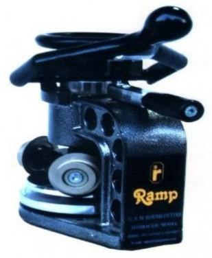 Ramp Hydraulic GSM Cutter Machine