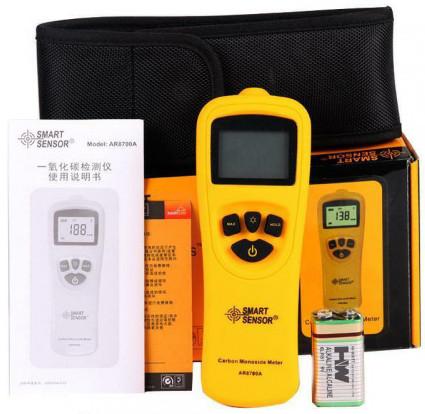 Smart Sensor AR8700A Carbon Monoxide Meter