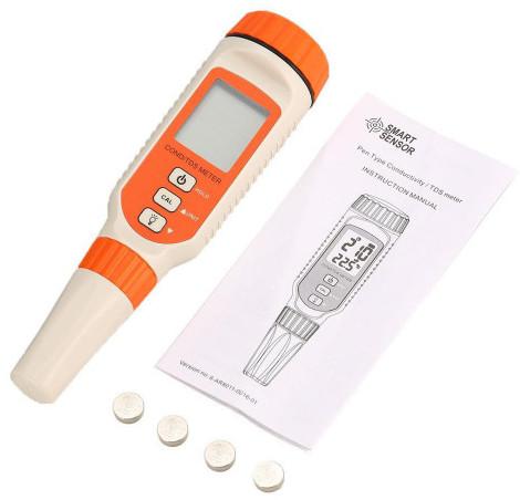 Smart Sensor AR8011 TDS / Conductivity Meter