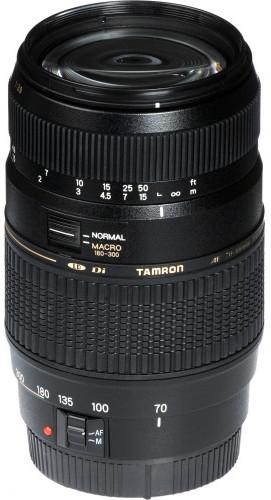 Tamron A005E SP 70-300mm F/4-5.6 Di VC USD Lens