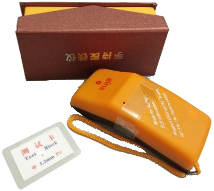 Suja SUHN2 Portable Handheld Needle Detector