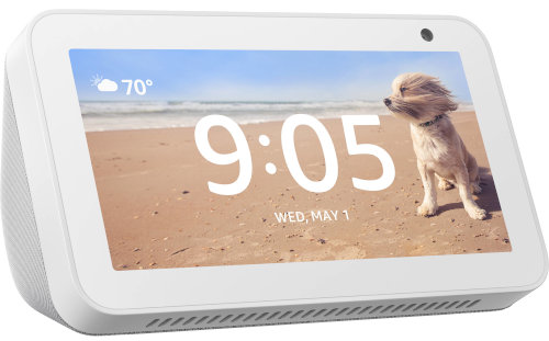 Amazon Echo Show 5 Smart Display with Alexa Charcoal