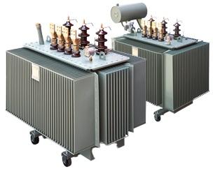 1000 kVA Oil Transformer Electrical Substation