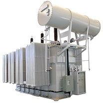 1250 kVA Oil Transformer Electrical Substation