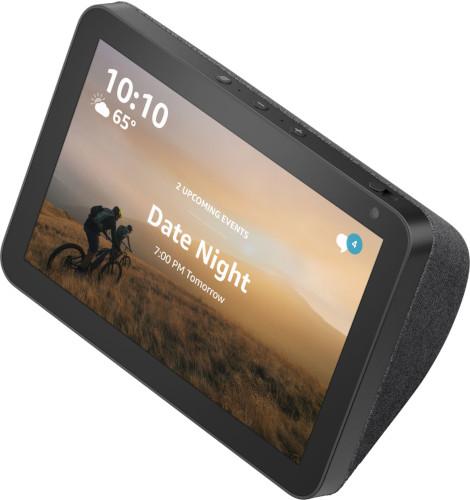 Amazon Echo Show 8 Smart Display with Alexa Charcoal