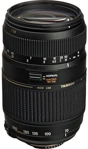 Tamron 70-300mm f/4-5.6 Di LD Macro Autofocus Lens