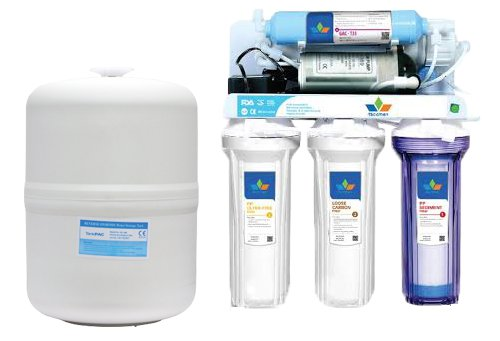 Tecomen 6 Stage RO Water Purifier