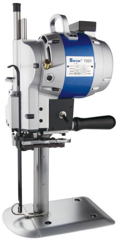 Santian ST-7001 Straight Knife Cloth Cutting Machine
