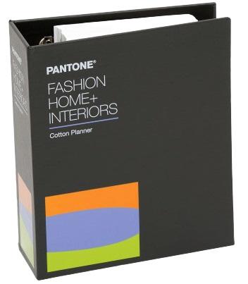 Pantone FHIC300A Fashion Home+ Interiors Cotton Planner
