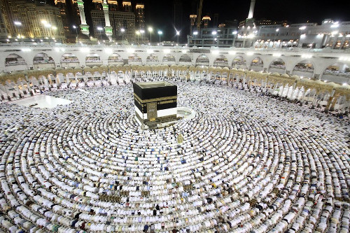 Hajj Package Group A Plus