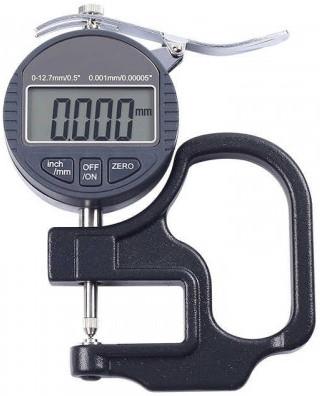 Digital Thickness Measurement Gauge Meter