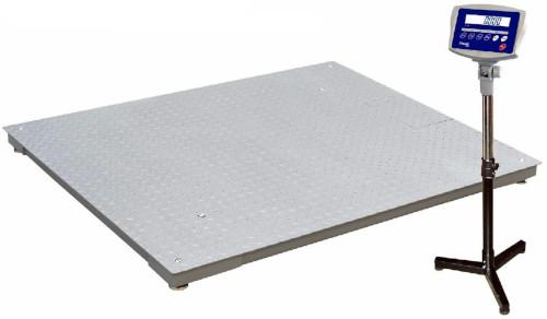 Digital  2-Ton Industrial Floor Scale