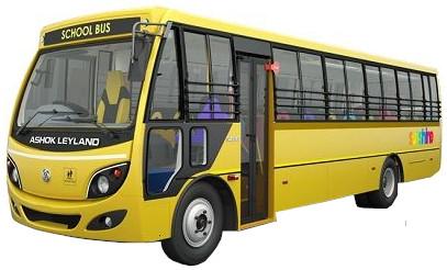 Ashok Leyland Sunshine School Bus