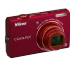 Nikon Coolpix S6200 High Resolution 16MP 10x Camera
