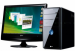 Intel 3rd Gen Dual Core 500 GB 15.6-inch LED Desktop PC