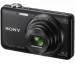 Sony DSC-WX80 Digital Camera - 16.2MP 2.7-inch LCD 3D