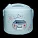 Novena NRC-83 Black-Berry 5-in-1 Non Stick Rice Cooker