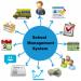 School Management Software Unique Design Rich Dashboard