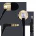 Awei K90i Fiber Nylon Cable L-Bend Plug In-Ear Headphone